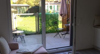 Flat | 1 bedroom | 40m2 | with terrace and garden